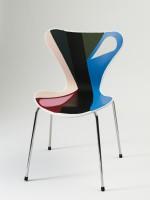 2008 bemalet 7′er stol : Kræftens Bekæmpelse Auktion1 thumbnail