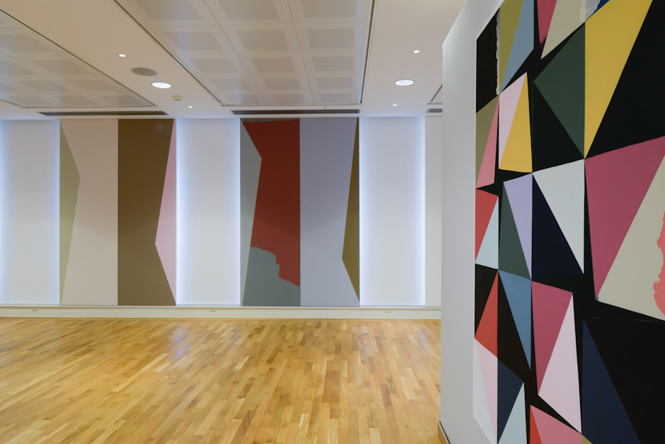 Ballroom_Malene_Landgreen_Painting_Instalation_Paris_2013-3